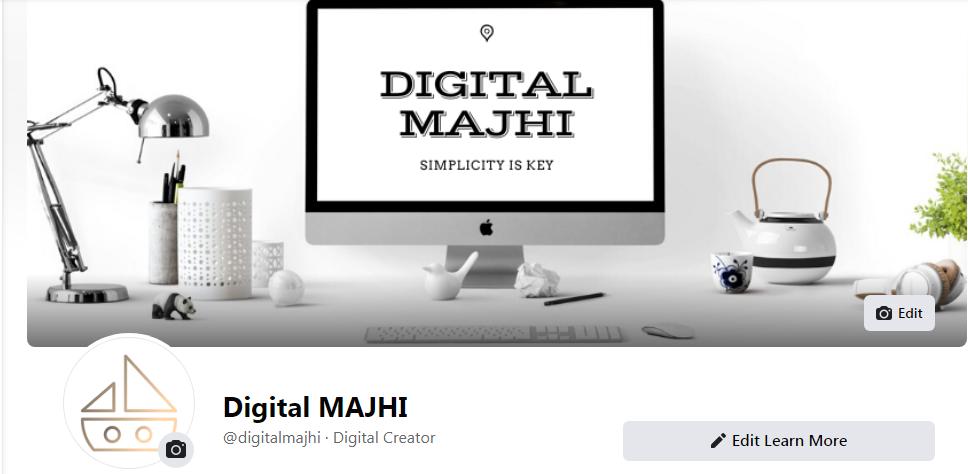 DM-Facebook-Page