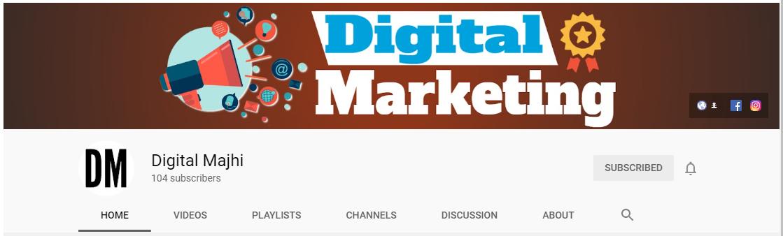 DM-YouTube-Channel